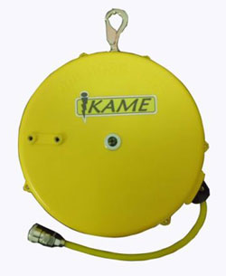 Air Hose Reel ikame Hose Spray & Gun