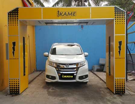 Semi Automatic Carwash Cuci Mobil Otomatis Ikame Ikame Net