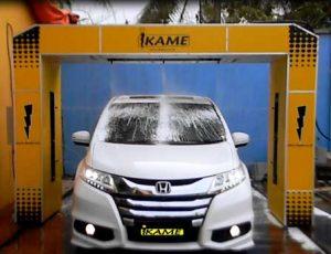alat cuci mobil semi otomatis 03 300x230 Semi Automatic Carwash