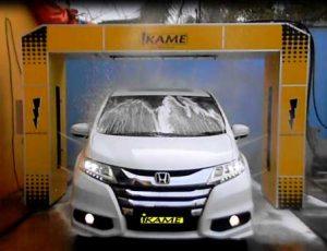 alat cuci mobil semi otomatis 04 300x230 Semi Automatic Carwash