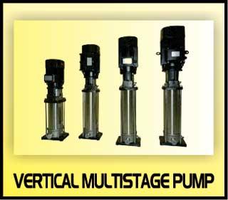 Vertical Multistage Pressure IKAME