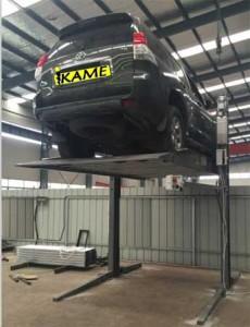 Hidrolik Lift Parkir Mobil 2 Tiang 1 Silinder ikame 230x300 Hidrolik Lift Parkir Mobil 2 Tiang