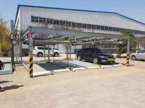 Hidrolik Lift Parkir Mobil Sistem SLIDING ikame 300x224 Hidrolik Lift Parkir Mobil SLIDING