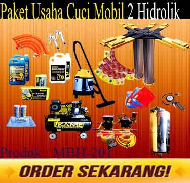 MBH 201 1 Paket Cuci Mobil 2 Hidrolik