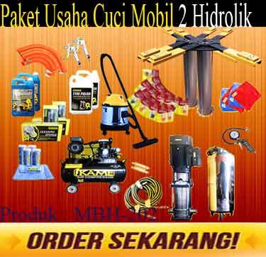 MBH 202 1 Paket Cuci Mobil 2 Hidrolik