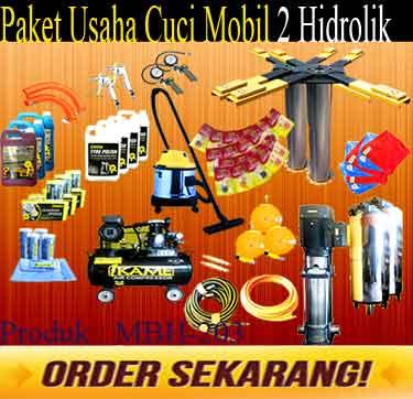 MBH 203 1 Paket Cuci Mobil 2 Hidrolik