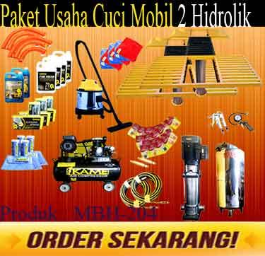 MBH 204 1 Paket Cuci Mobil 2 Hidrolik