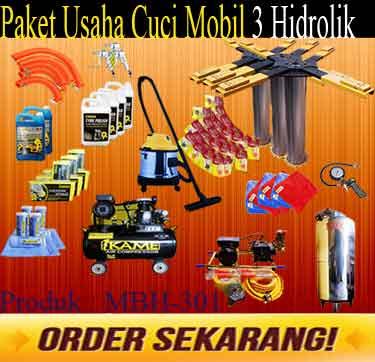 MBH 301 PAKET CUCI MOBIL 3 HIDROLIK