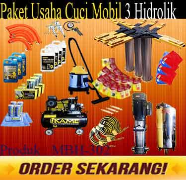 MBH 302 PAKET CUCI MOBIL 3 HIDROLIK