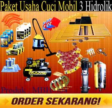 MBH 304 PAKET CUCI MOBIL 3 HIDROLIK