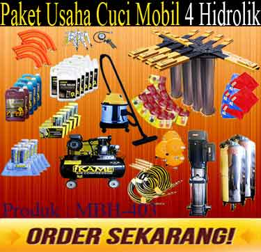 MBH 403 PAKET CUCI MOBIL 4 HIDROLIK