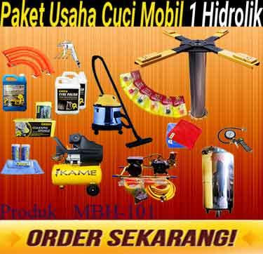 Paket 1 Hidrolik MBH 01 Paket Cuci Mobil 1 Hidrolik