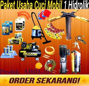 Paket Cuci Mobil 103 Hidrol Paket Cuci Mobil 1 Hidrolik