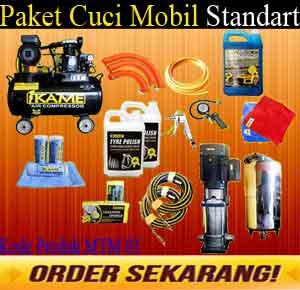 Paket Cuci Standart MTM 03 Paket Cuci Mobil Standart