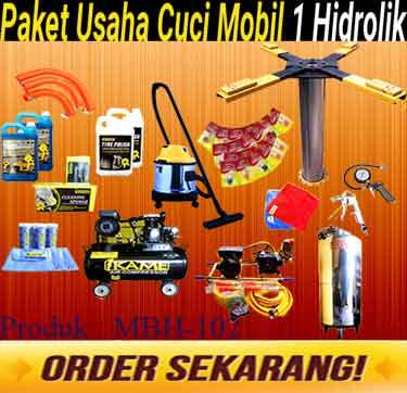 Paket MBH 02 Paket Cuci Mobil 1 Hidrolik