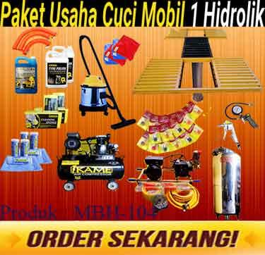 Paket MBH 104 Paket Cuci Mobil 1 Hidrolik