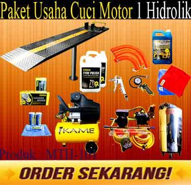 MTH 101 Paket Cuci Motor 1 Hidrolik