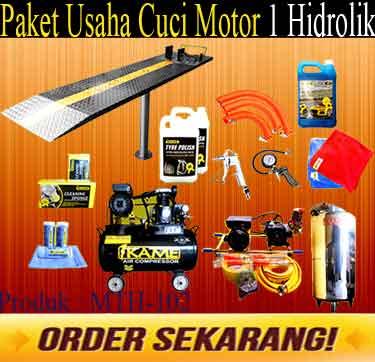 MTH 102 Paket Cuci Motor 1 Hidrolik