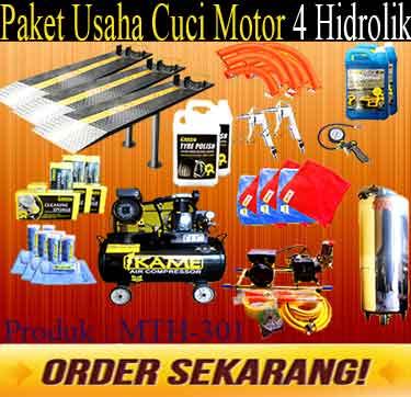 MTH 301 Paket Cuci Motor 3 Hidrolik
