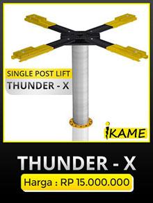 Hidrolik Mobil Ikame Thunder-X